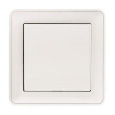 Выключатель Schneider Electric W59 VS110-154-18 одноклавишный белый