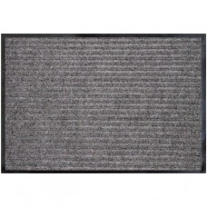 Коврик влаговпитывающий Double Stripe Doormat серый 900х1500 мм
