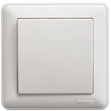 Переключатель Schneider Electric W59 VS616-156-18 одноклавишный белый