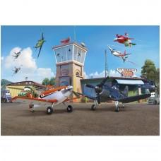 Фотообои бумажные Komar Planes Terminal 8-469 3,68x2,54 м