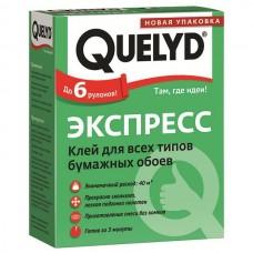 Клей обойный Quelyd Экспресс для бумажных обоев 180 г