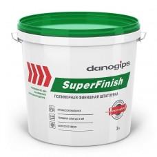 Шпатлевка универсальная Danogips Sheetrock SuperFinish 3 л