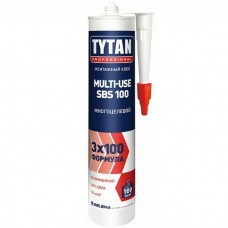 Клей монтажный Tytan Professional Multi-use SBS 100 многоцелевой бежевый 310 мл