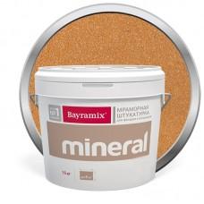 Штукатурка мраморная декоративная Bayramix Mineral 414 15 кг