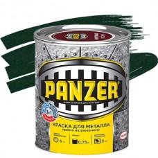 Panzer молотковая зеленая 0,75 л