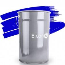 Эмаль Термостойкая  Elcon синяя 25кг