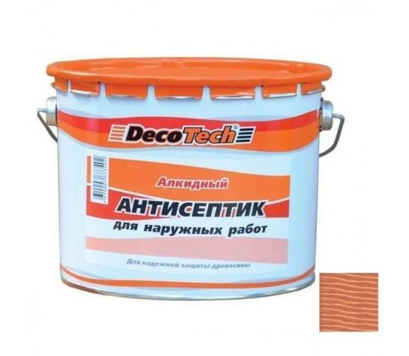 Антисептик DecoTech Махагон 2,5 л