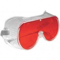 Очки защитные Fit 12210 красные