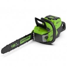 Greenworks GD60CS40 без аккумулятора и зарядного устройства