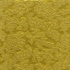 Deco Цветы золото 113 2800х640 мм