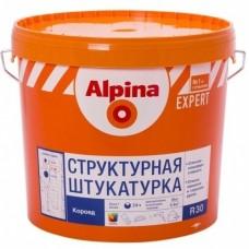 Alpina Expert Strukturputz R30 короед 16 кг