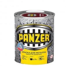 Panzer гладкая белая 0,75 л