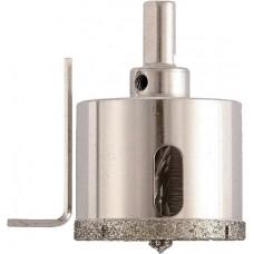 Коронка алмазная по стеклу и керамограниту 32 х 67 мм