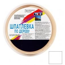 Шпатлевка акриловая по дереву Текс Ре-файн белая 0,25 кг