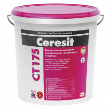 Ceresit CT 175 Короед 2 мм 25 кг