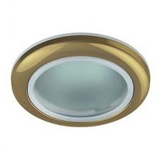 Светильник точечный Эра Wr1 Gd Mr16 12В 50Вт Ip44 золото 253945