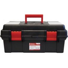 """Ящик для инстр. 16"""" 410*210*185мм, 2 орг.,подв/лот(не тов вид,отсутствует маленькая крышечка)"""