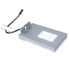 Подсветка светодиодная Uniel ULE-C01-1,5W/NW IP20 Silver белый свет без источника питания