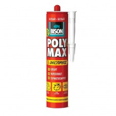 Монтажный клей Bison Poly Max Express 6307937 белый 425 г