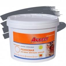 Аквест-25 для крыш и фасадов темно-серая 2,4 кг