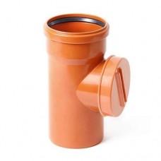 Ревизия ПВХ Pestan канализационная 250 мм