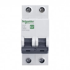 Автоматический выключатель Schneider Electric EASY 9 2П C 32А 4,5кА