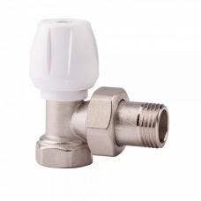 Вентиль ручной регулировки ICMA 803/82803AD06 угловой 1/2 дюйма