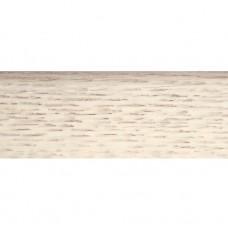 Плинтус шпонированный DL Profiles 031 Ясень Белый 2400х75х16 мм