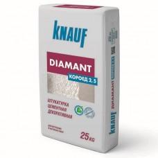 Knauf Диамант Короед 2,5 мм белая 25 кг