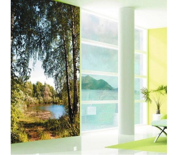 Фотообои виниловые на флизелиновой основе Decocode Полдень 21-0260-PG 2х2,8 м
