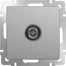 Werkel WL09-TV-ivory одноместный оконечной cеребряный рифленый