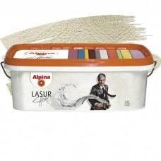 Декоративное покрытие Alpina Lasur Effekt Gold 2,5 л