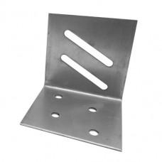Уголок крепежный для усиленного профиля Knauf UA 100 мм