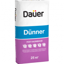 Dauer Dunner 25 кг тонкослойный