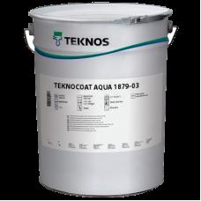 Teknos Teknocoat Aqua 1879-03 полуматовый 4,5 л