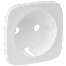Лицевая панель для розетки Legrand Valena Allure 755205 одноместная белая