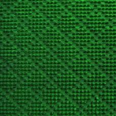 Покрытие щетинистое Baltturf Ромб 263 зеленый 0,9x15 м