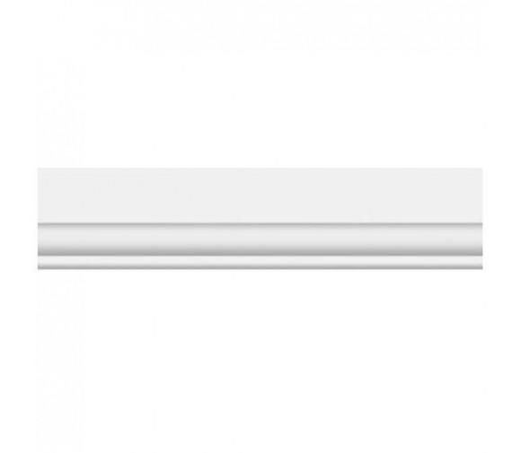 Молдинг полиуретановый Decomaster 97111 2400х28х15 мм