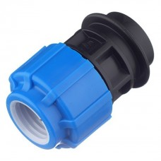 Муфта компрессионная ТПК-Аква 25 мм 1/2 дюйма с внутренней резьбой