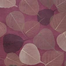 Обои натуральные Дизайн Тропик покрытие Листья PWF-65