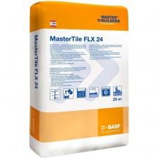 Клей для плитки BASF MasterTile FLX 24 эластичный универсальный 25 кг