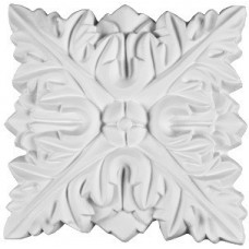 Орнамент из полиуретана Decomaster 71010 100х100 мм