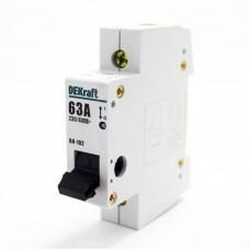 Выключатель-разъединитель DEKraft ВН-102 1п 63А