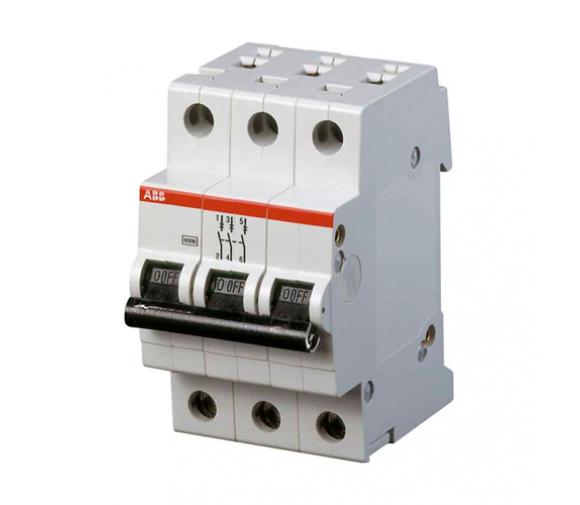 Автоматический выключатель ABB S203 2CDS253001R0064 C6
