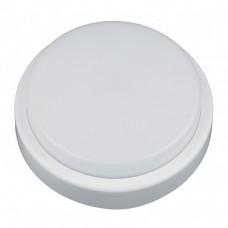 Volpe ULW-Q211 12W/DW Sensor IP65 White с микроволновым датчиком движения