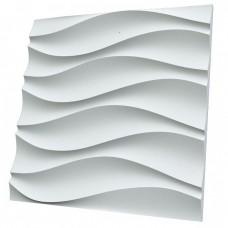 Artgypspanel Волна симметричная 500х500 мм