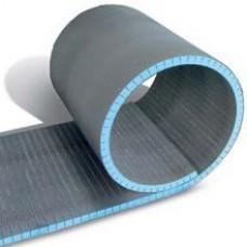 Панель РПГ Ruspanel Real 100XPS на основе экструдированного пенополистирола Styrofoam двухсторонняя с поперечным пропилом 2500х600х100 мм