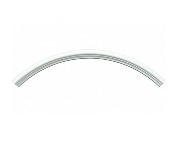 Молдинг-радиус полиуретановый Decomaster 897010-90 1/4 круга