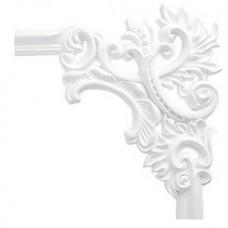 Угол декоративный для молдинга Decomaster 97803-2R 325х360х25 мм