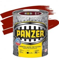 Panzer гладкая Вишневая 0,25 л